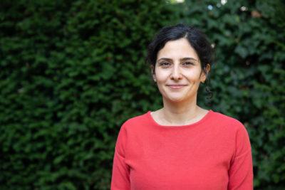 Pressefoto von Bahar Haghanipour